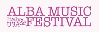 logo ALBA MUSIC FESTIVAL